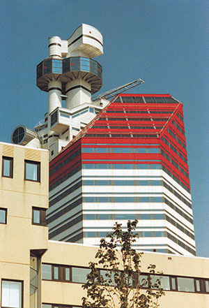 Bild 5:11. Fasadens kulörsättning är avgörande för det estetiska intrycket. Foto: Torbjörn Osterling.