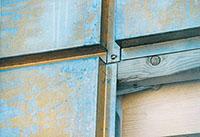 Bild 5:16. Kassetter med synliga fästdon.Foto: Torbjörn Osterling.