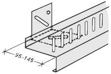Figur 5:2. Exempel på justerbar distansregel. Illustration från SBI:66.