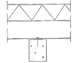 Figur 7:43. Infästning av högprofil på betong.