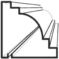 Figur 9:2. Med moderna kantbockningsmaskiner är det möjligt att producera komplicerade detaljer.