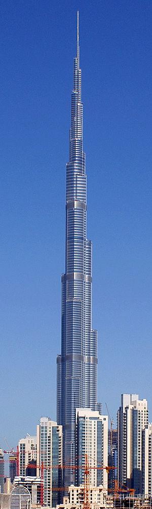 Bild 14:2. Burj Dubai Tower.