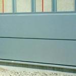 Bild 6:25. Kassetter monteras ofta till reglar av stål. Beroende på utformning kan såväl dold som synlig infästning förekomma. Foto: Gasell Profil AB.