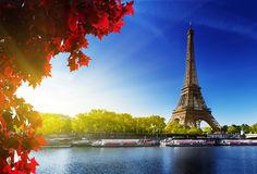 Bild 14:1. Eiffeltornet i Paris.